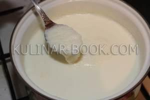 Снимаем пенку с молока