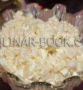 Морской салат с кальмарами и креветками