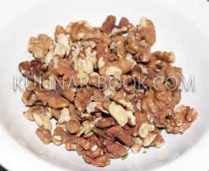 Грецкие орехи для гранатового браслета