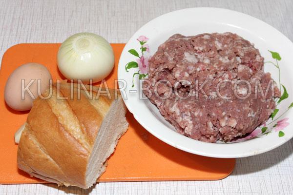 Как готовить котлеты из фарша говядины на сковороде рецепт пошагово