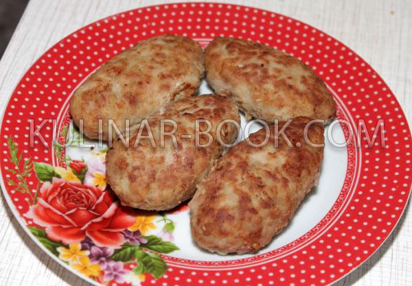 Рецепт вкусных и сочных котлет из говядины