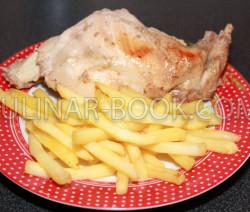 Классический рецепт приготовления кролика