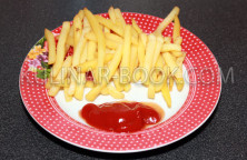 Картофель фри в мультиварке